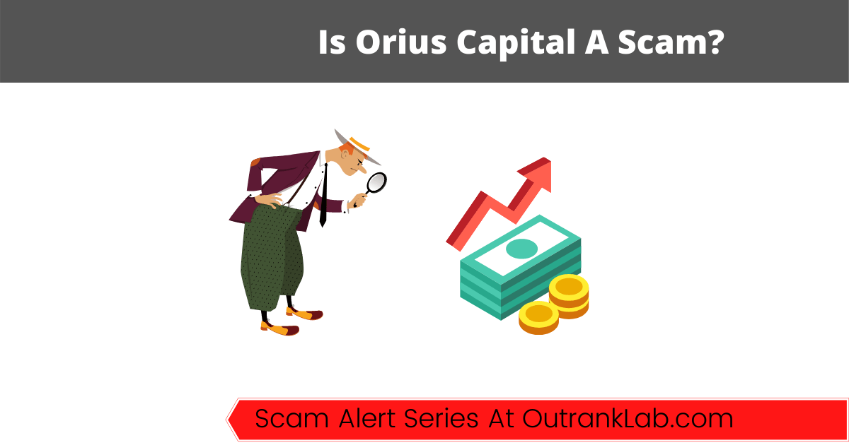 Is Orius Capital A Scam (2% ROI Daily Guaranteed?)