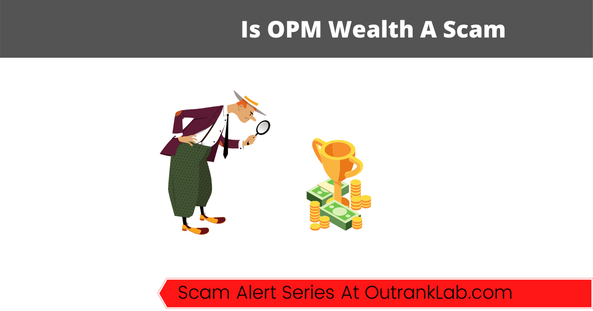 Is OPM Wealth A Scam? (Is Profit Guaranteed?)