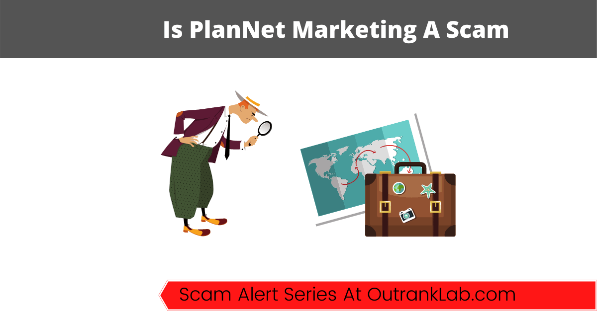 Is PlanNet Marketing A Scam? (Profitable Travel MLM?)