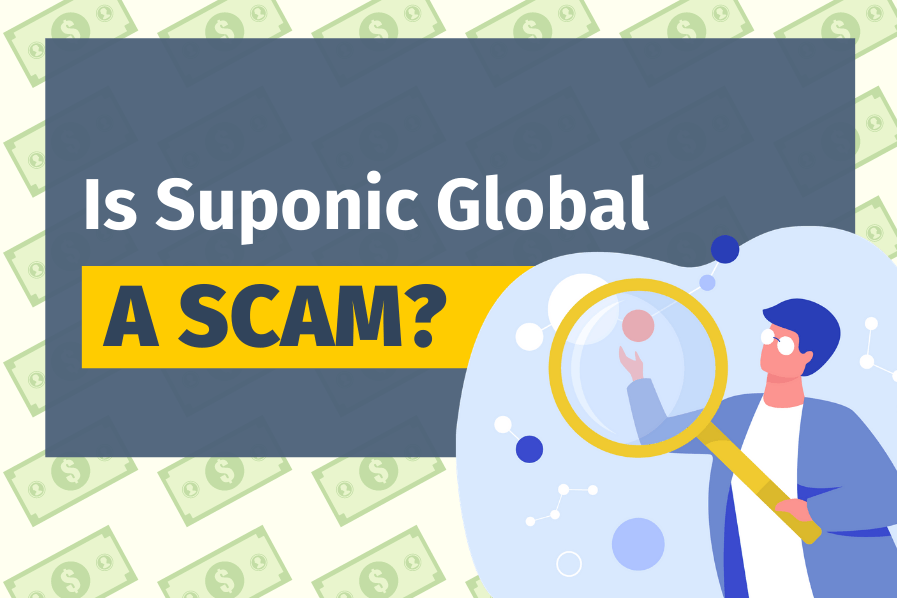 Is Suponic Global A Scam? (Crypto Gaming Wealth Mine?)