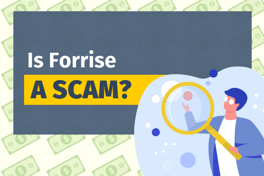 Is Forrise A Scam? (5% Daily Profit?)