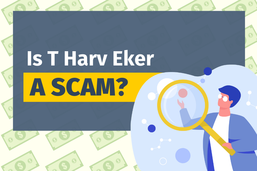 Is T Harv Eker A Scam? (Should You Enroll?)